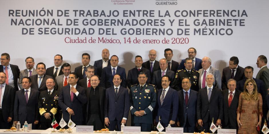 Gobernadores urgen aclarar reglas de operación del Insabi