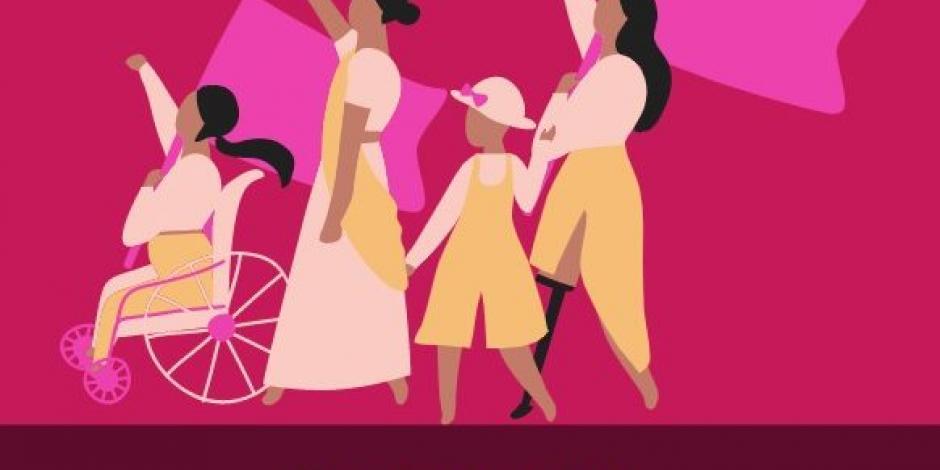 Tras homicidio de Fátima, feministas convocan a protesta en Palacio Nacional