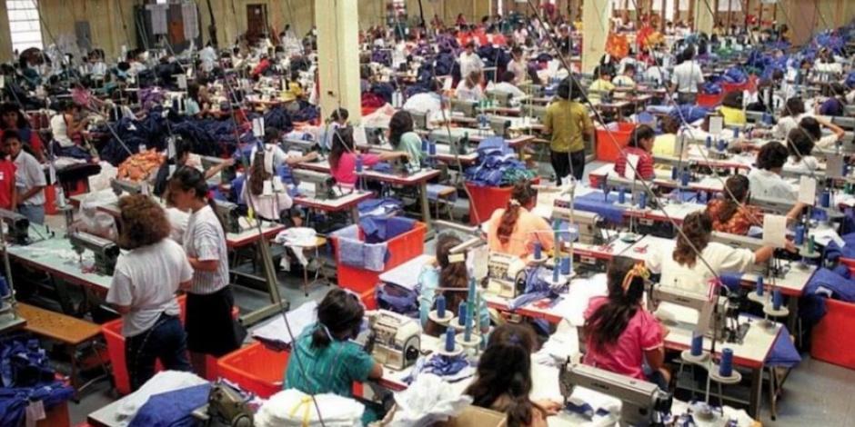 Empleo manufacturero cae 2.1%; liga 6 meses en rojo