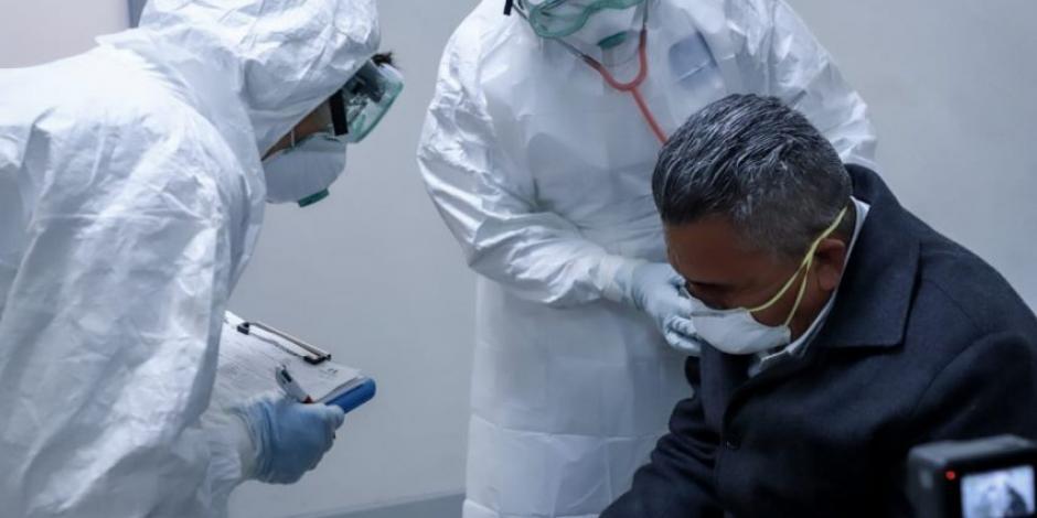 Intensifica Tamaulipas simulacros para evitar Covid-19