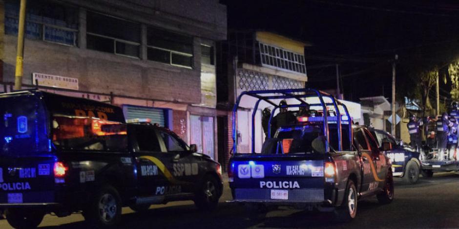 Vecinos linchan a 4 personas en Monterrey, dos eran policías