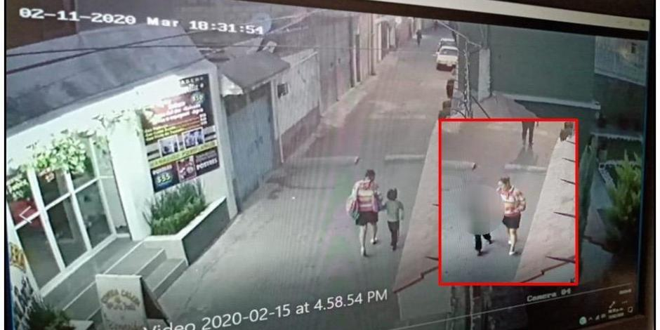 Buscan a la mujer que se llevó a niña Fátima (VIDEO)