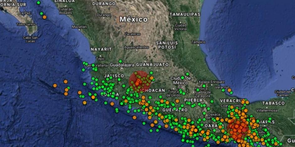 UNAM descarta nacimiento de volcán en Michoacán