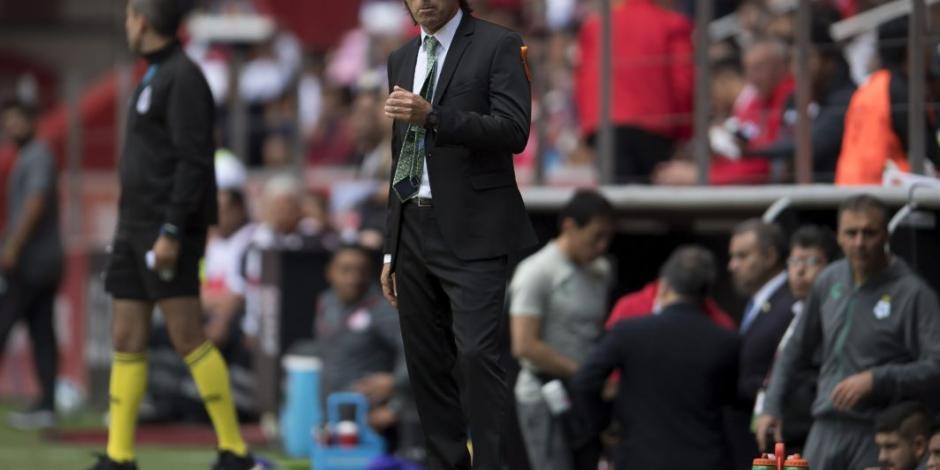 Entrenador del Santos señala que la Liga MX regresará después de junio