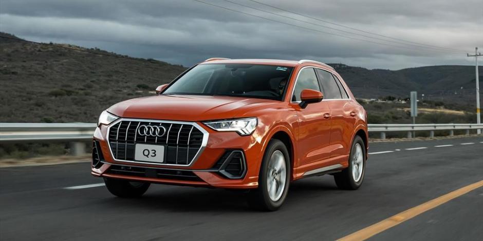 Audi Q3, más avanzado  y funcional