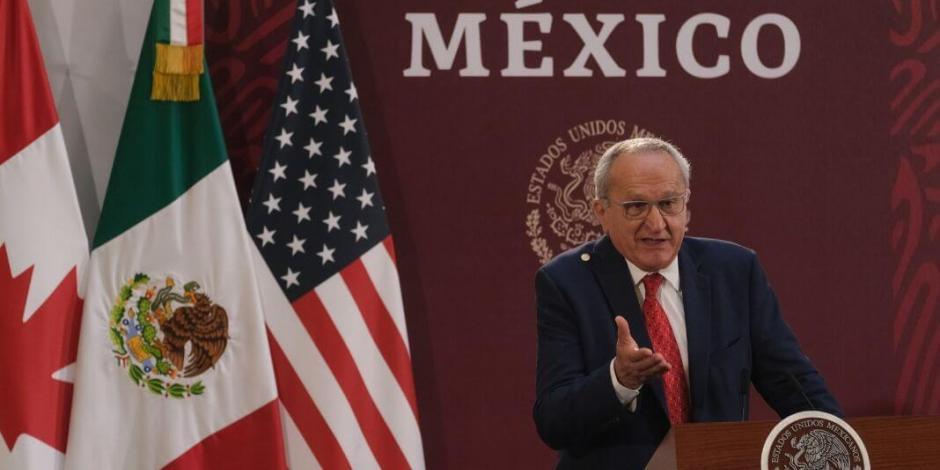 Con aprobación de T-MEC, culmina un año de intensas negociaciones: Seade