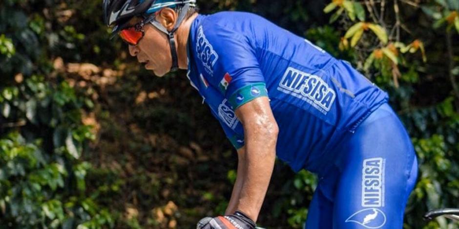 Fallece Miguel Arroyo, ciclista mexicano que estuvo en el Tour de France