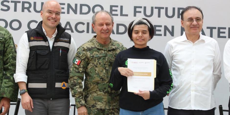 Durazo presenta resultados de Jóvenes Construyendo el Futuro en Oaxaca