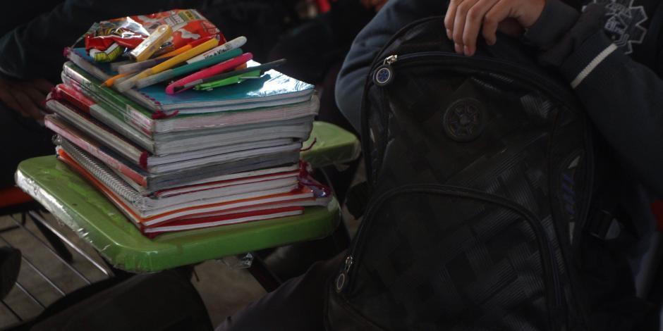 Próximo lunes aplicarán Mochila Segura en mil 300 escuelas de Coahuila