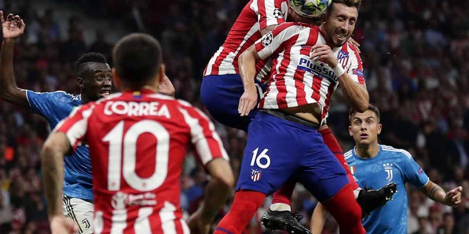 Héctor Herrera y el Atleti serán sometidos a pruebas para detectar COVID-19