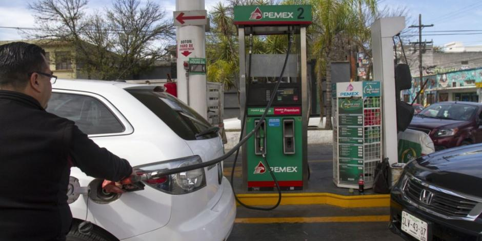 Onexpo garantiza abasto de gasolina; pide no hacer compras de pánico