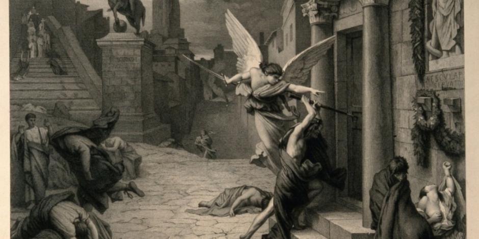 Los buenos ejemplos de cómo se enfrentó la peste Antonina