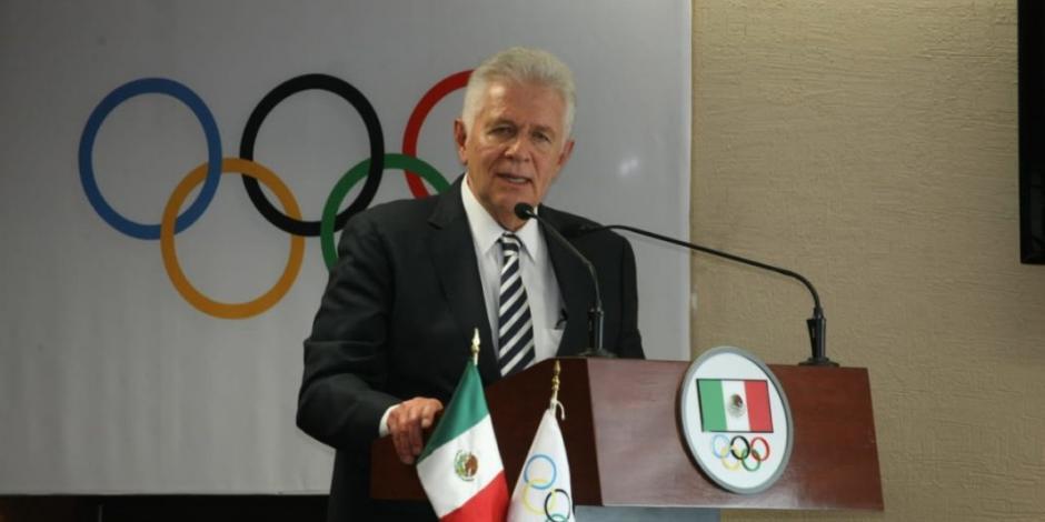 Comité Olímpico Mexicano aplaude nuevas fechas para Juegos de Tokio