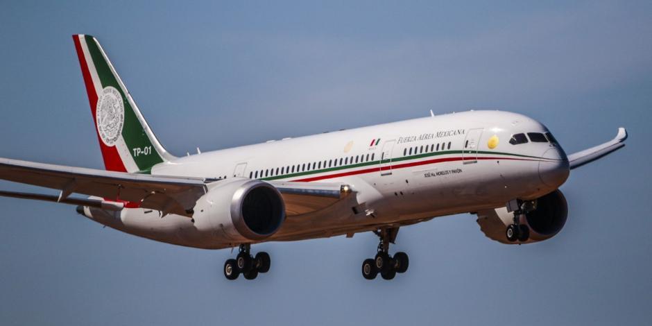 Diputados aprueban en comisiones dictamen para rifar Avión Presidencial