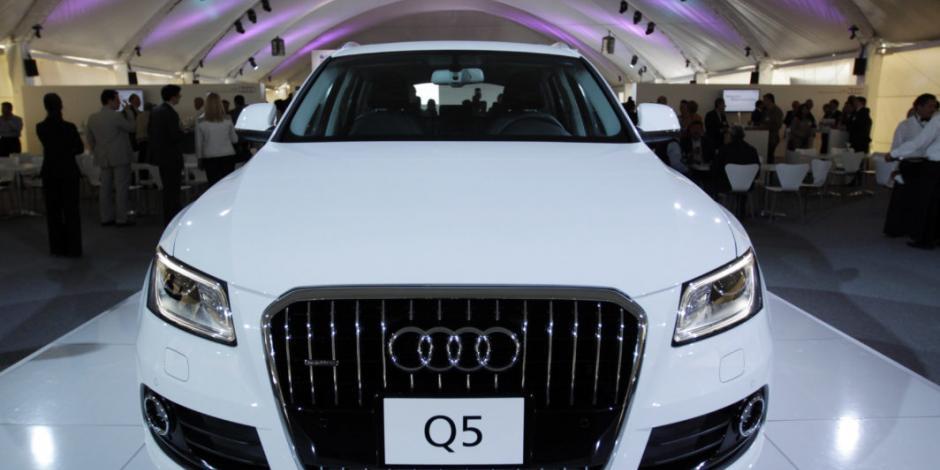Audi México logra superar producción de 500 mil vehículos modelo Q5