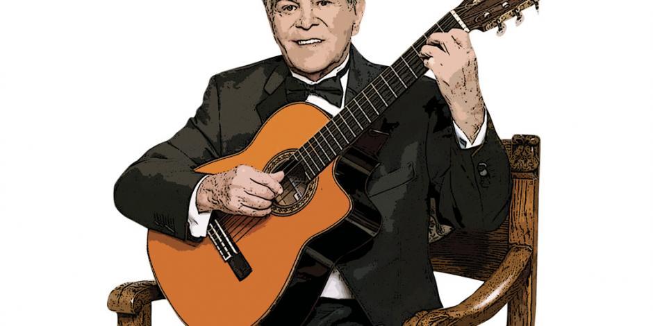 Cesan acordes de Chamín Correa, el mejor requinto de México