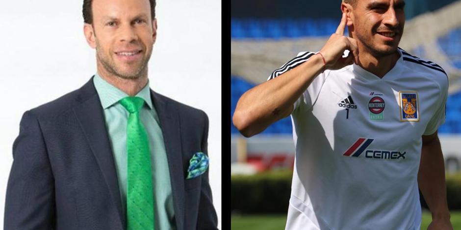 Zague ataca a Nahuel Guzmán, pero tuiteros arremeten contra el goleador