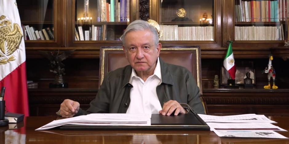 AMLO presenta avances de su plan de recuperación económica