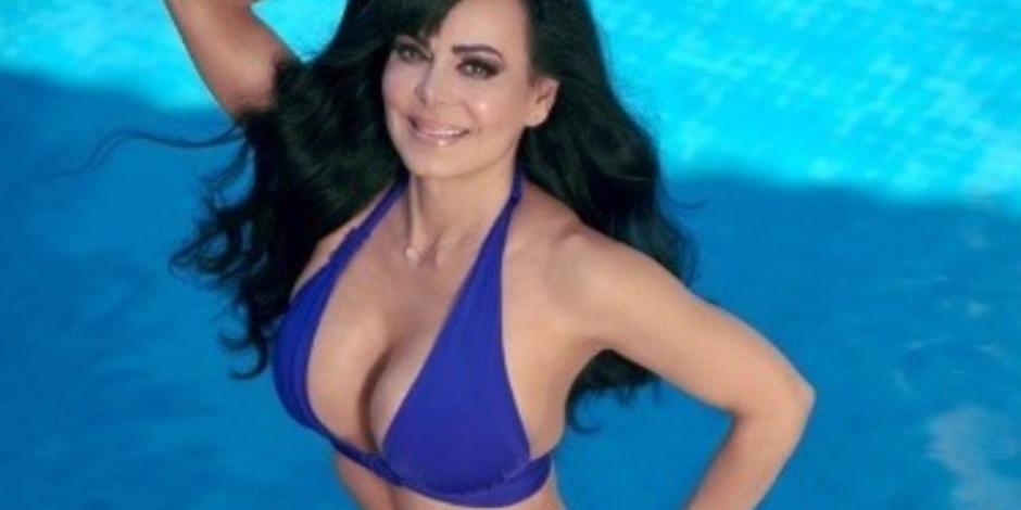 Maribel Guardia, la nueva imagen de