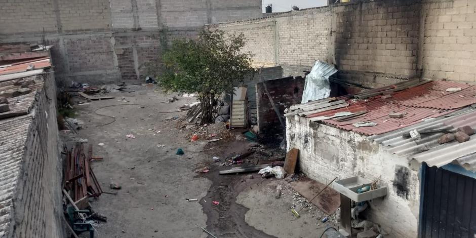 Se incendia pirotecnia en Tultepec; no hay lesionados