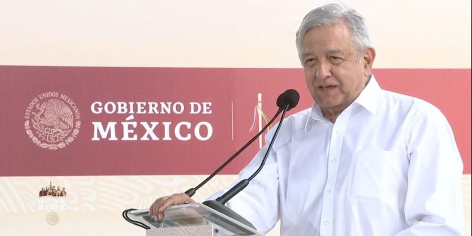 Inseguridad, tema que me preocupa y ocupa: López Obrador