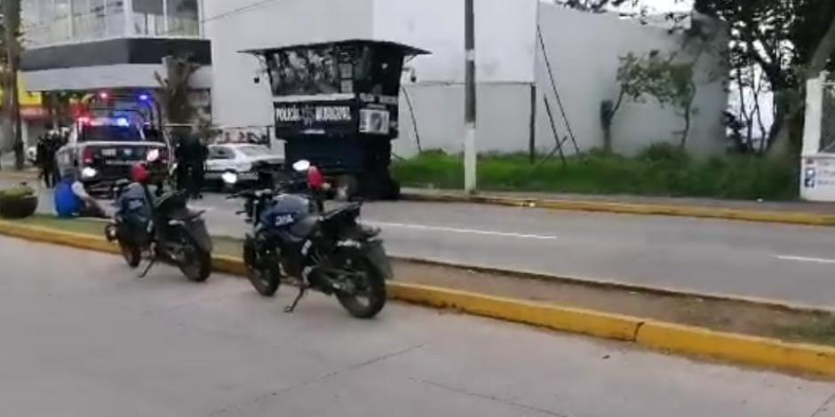 Detienen a agresores de policías en Córdoba