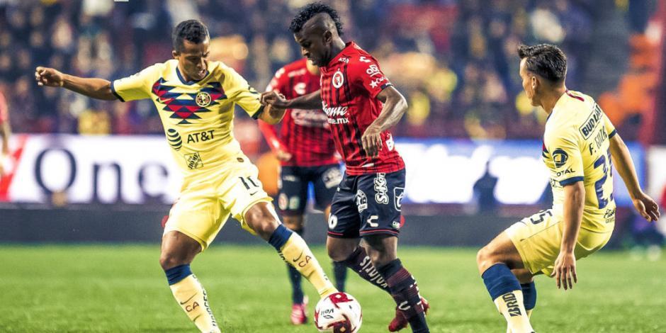 América obtiene empate en Tijuana con final polémico