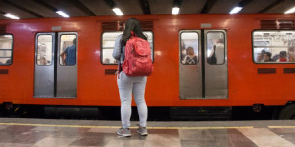 Estudiantes entran GRATIS al Metro...hasta nuevo aviso