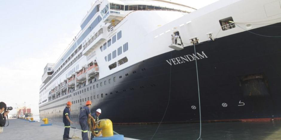 Revisan cruceros en Sinaloa ante posible brote de coronavirus