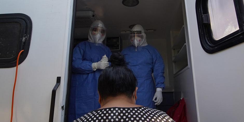 Detienen a 3 por agredir a personal médico en Jalisco