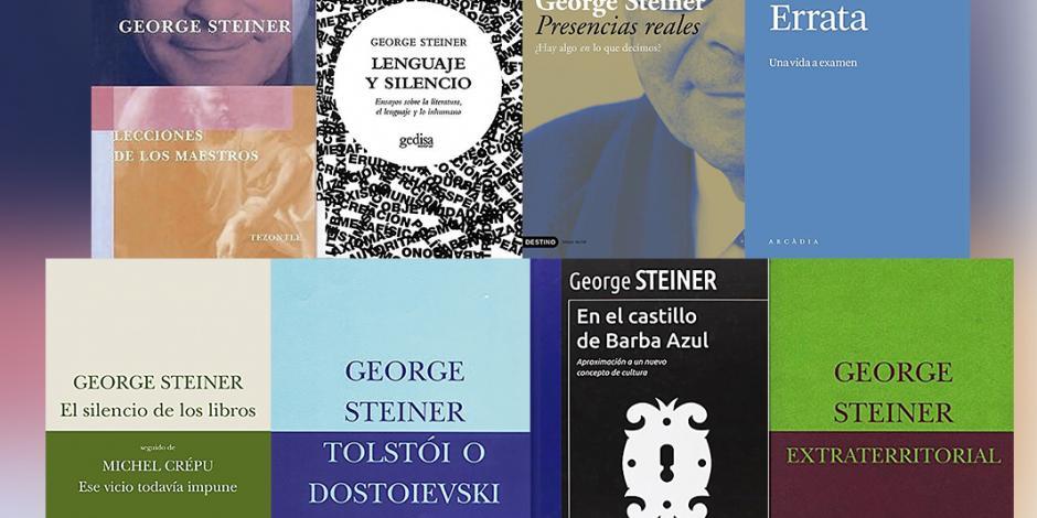 Razones para recordar a George Steiner