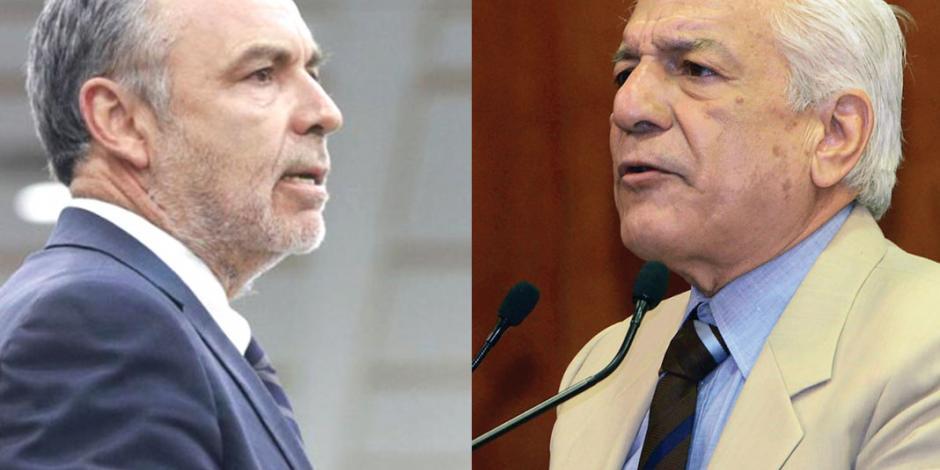 """Acusan """"mano negra"""" de líder de Morena en UNAM; éste lo niega"""