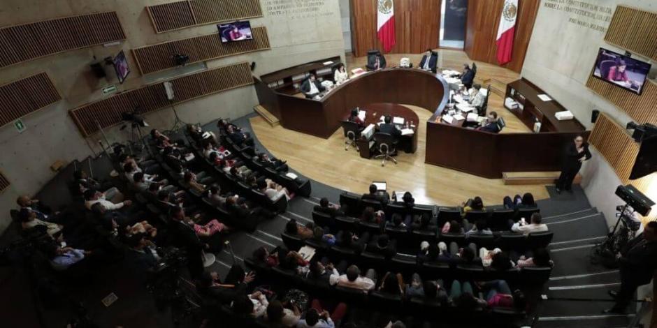 TEPJF da reversa a descuento del 75% de prerrogativas a Morena