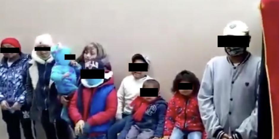 Niños de Tlaxcala piden quimioterapias a los Reyes Magos en conmovedor VIDEO