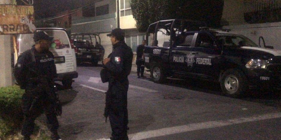 Aseguran granadas y armas de alto calibre en casa de Cayagua