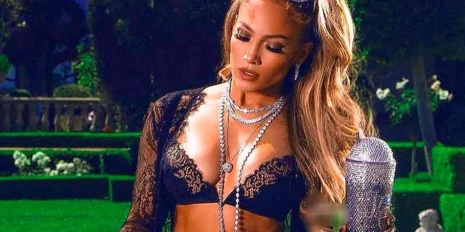 Jennifer Lopez enamora a sus fans con adelanto de show en Super Bowl (VIDEO)