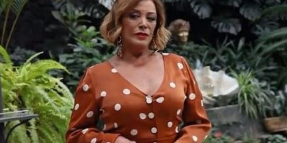 Sylvia Pasquel ignora cuarentena para visitar a Silvia Pinal