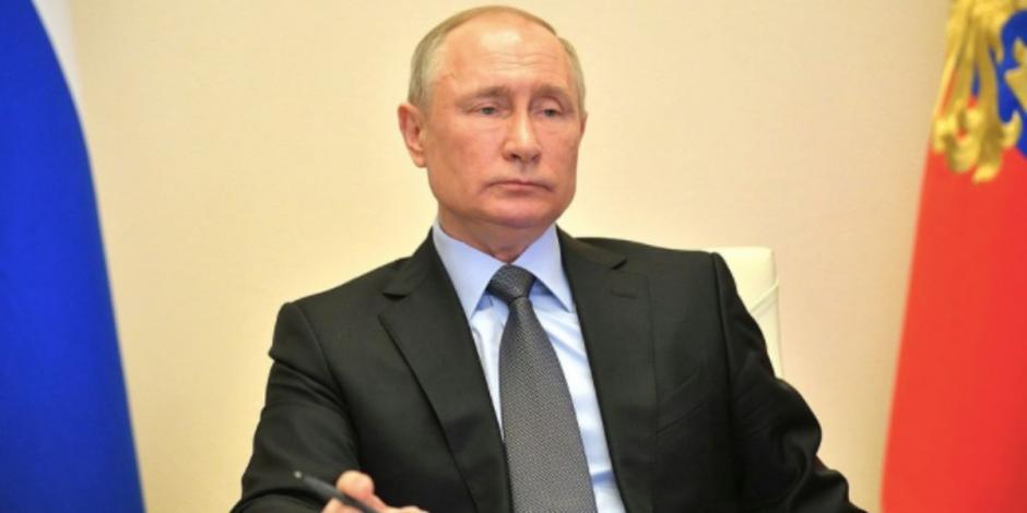 La situación por la pandemia no mejora en Rusia: Putin