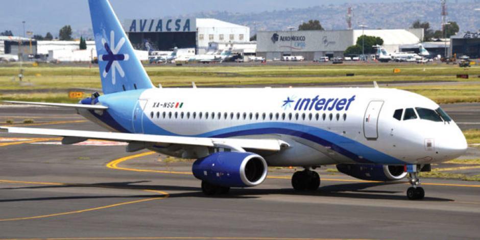 Interjet reporta que informó a Profeco ajustes en su operación