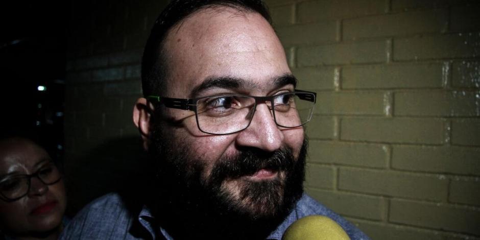 Juez niega libertad provisional a Javier Duarte; seguirá su proceso en prisión