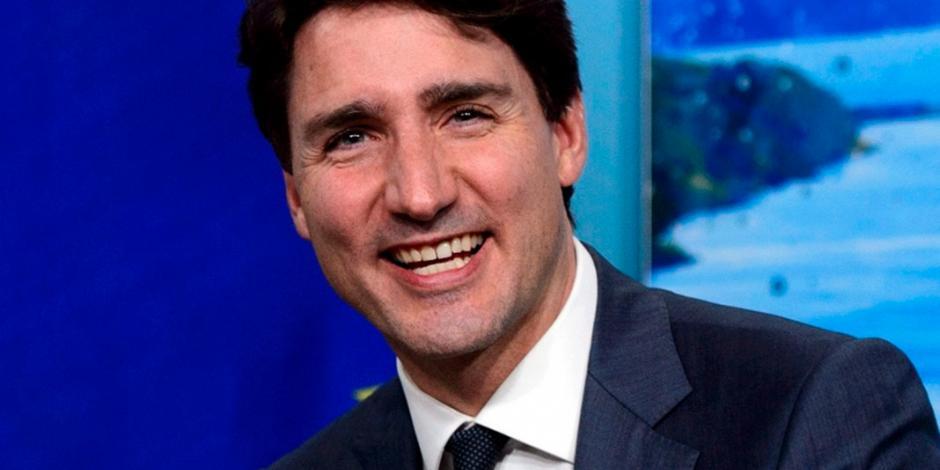 Anuncia Trudeau apoyo de más de 782 mdd para combatir COVID-19