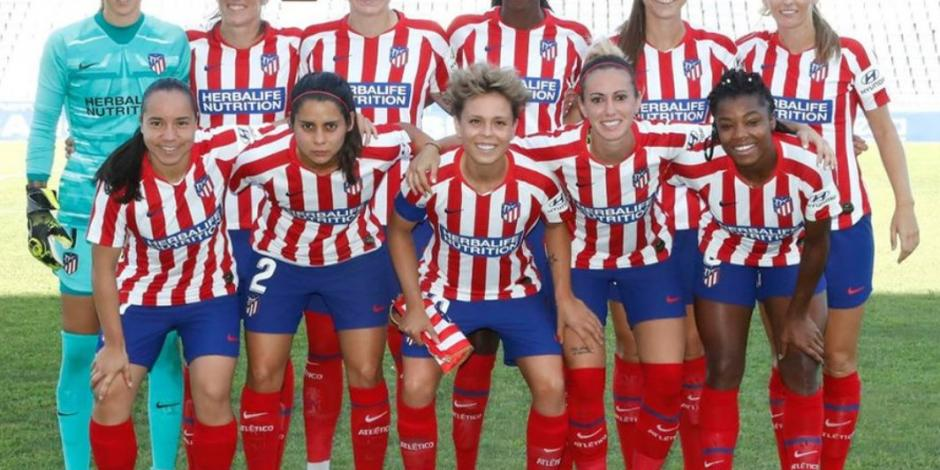 Atlético de Madrid, en desacuerdo con título de Barcelona en LaLiga Femenil