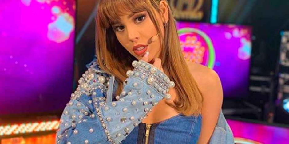 Danna Paola perdona a Francely, concursante de La Academia que la ofendió