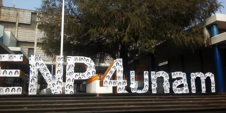 Prepa 4 a paro; suman 16 planteles de la UNAM sin actividades