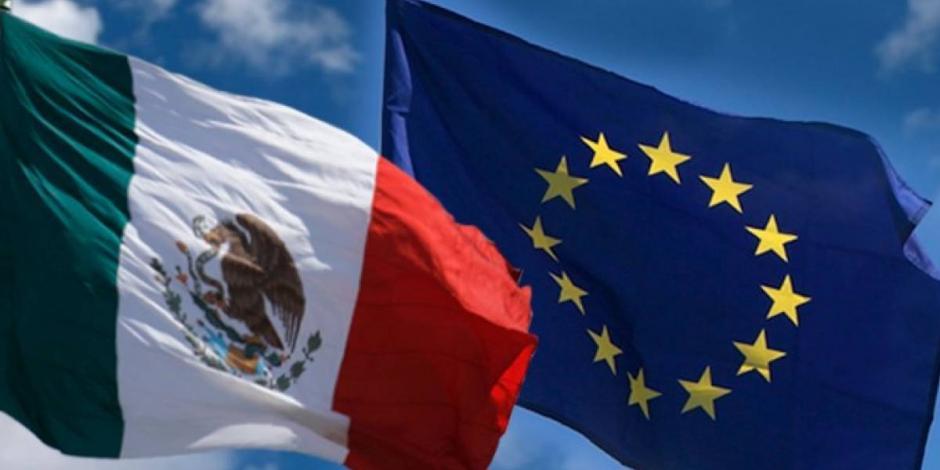 Tras casi 4 años, México y UE concluyen negociación para modernizar acuerdo comercial