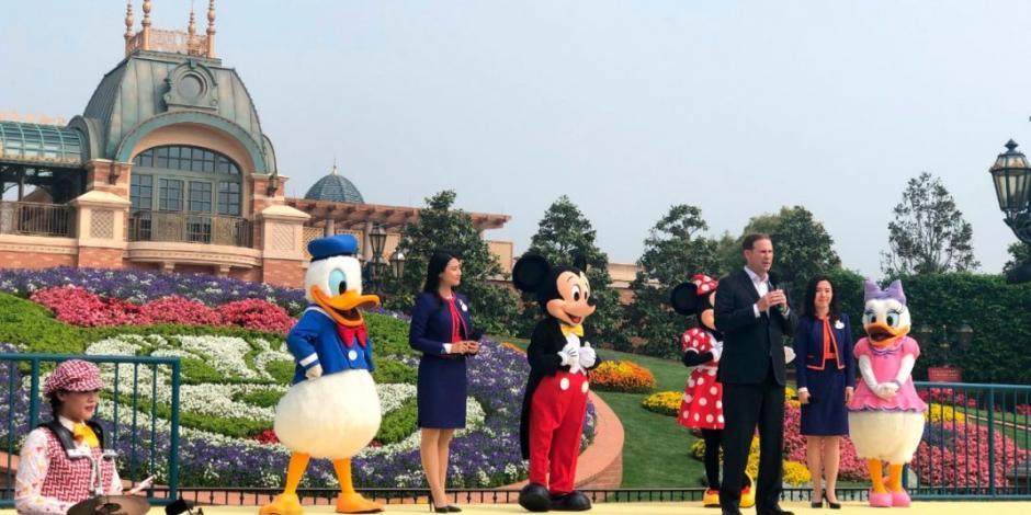 Así se vivió la reapertura de Disneyland en Shanghái (FOTOS)