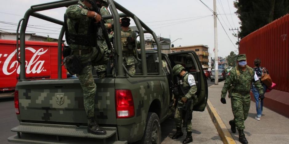 Advierten ONG's riesgos para migrantes por labores de Fuerzas Armadas