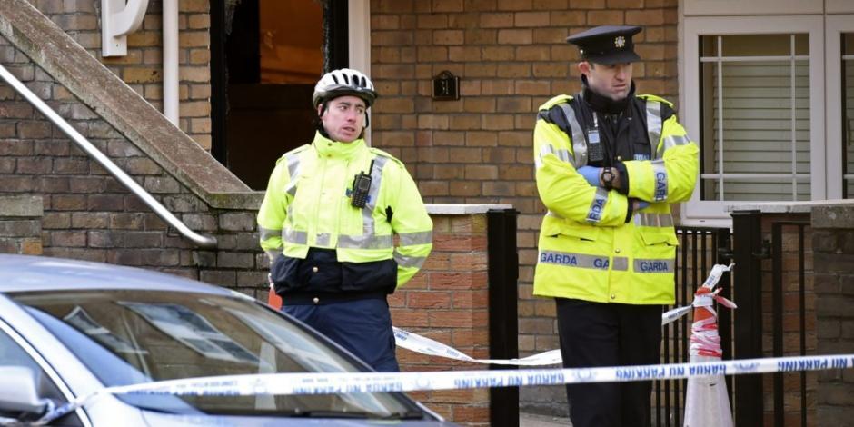Encuentran escalofriante nota en casa donde 3 niños fueron asesinados