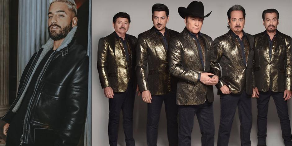 Maluma y Los Tigres del Norte se unen en concierto benéfico