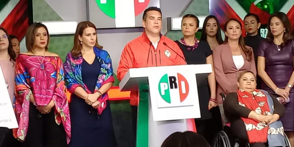 """Alito"" Moreno, a favor de la pena de muerte contra feminicidas de niñas"
